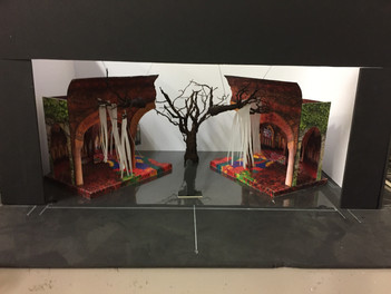 Winters Tale Model Box
