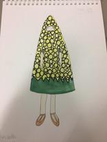 Corn Costume for TKM.