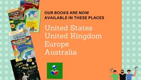 FLASH: US, UK, Europe and Australia - Here we come!