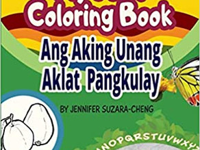 Get Nature-themed Coloring Books from Filam-Ecograndma!