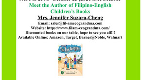 Book discounts as We Celebrate Fil-Am Month Together!