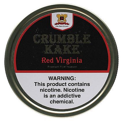 Sutliff Crumble Kake Red Virginia 1.5oz