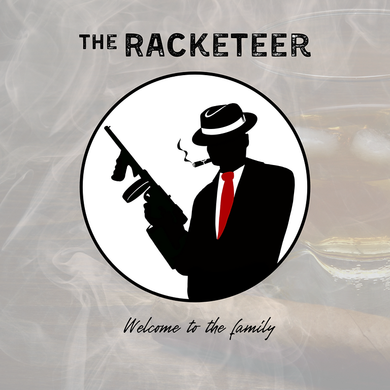 Grand Opening of The Racketeer Lounge