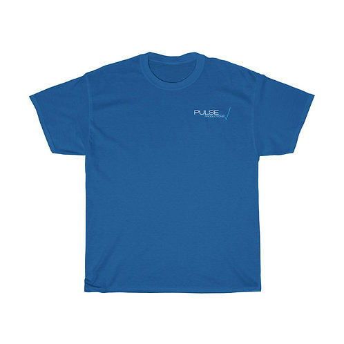 Got a Pulse? Uniform Tee Unisex Heavy Cotton Tee