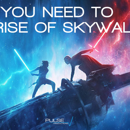 Why You Need to See Rise of Skywalker