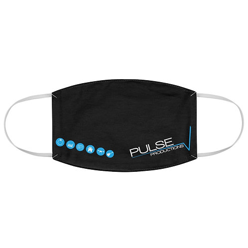 Pulse Productions Fabric Face Mask