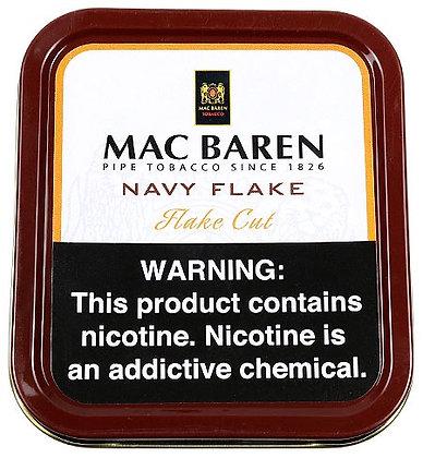 Mac Baren Navy Flake 3.5oz
