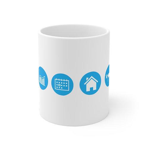 Pulse Icons Mug 11oz