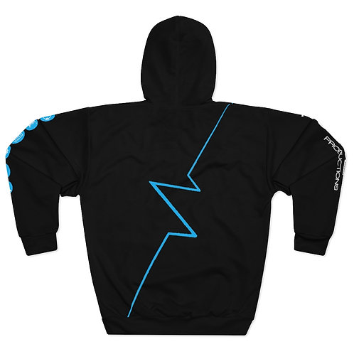 Pulse Productions AOP Unisex Pullover Hoodie