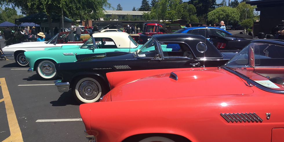 Classic Car Show Fundraiser