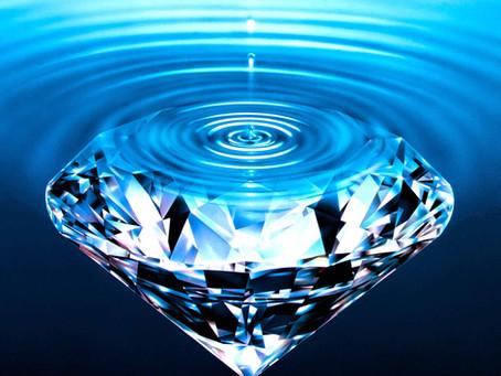 Activation in action: Diamond mind Upgrade
