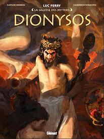 Dionysos Copertina de Gianenrico Bonacor