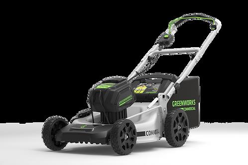 GREENWORKS 82V GM210 LAWN MOWER