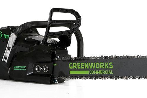 GREENWORKS 82V GS180 CHAINSAW