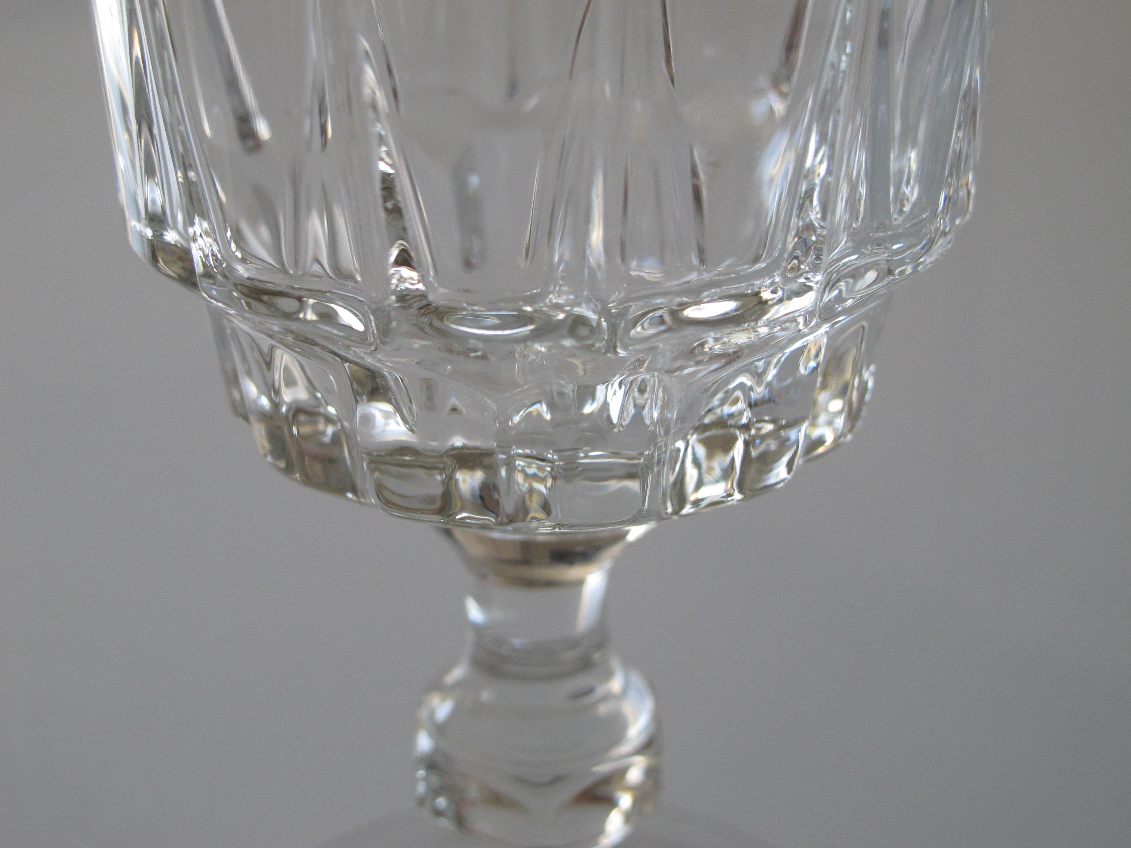 verres anciens