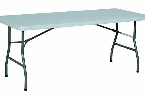 Table rectangulaire 183 X 76 cm
