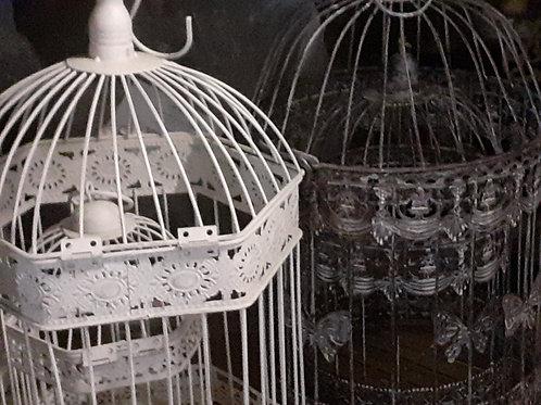 lot de cages en métal
