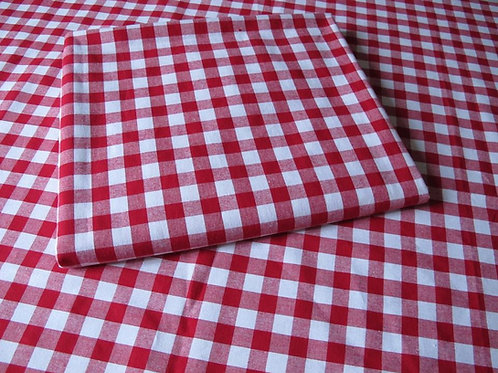 Nappe rectangulaire vichy