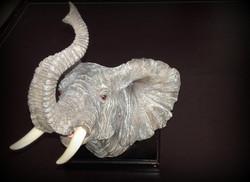 statuette éléphant