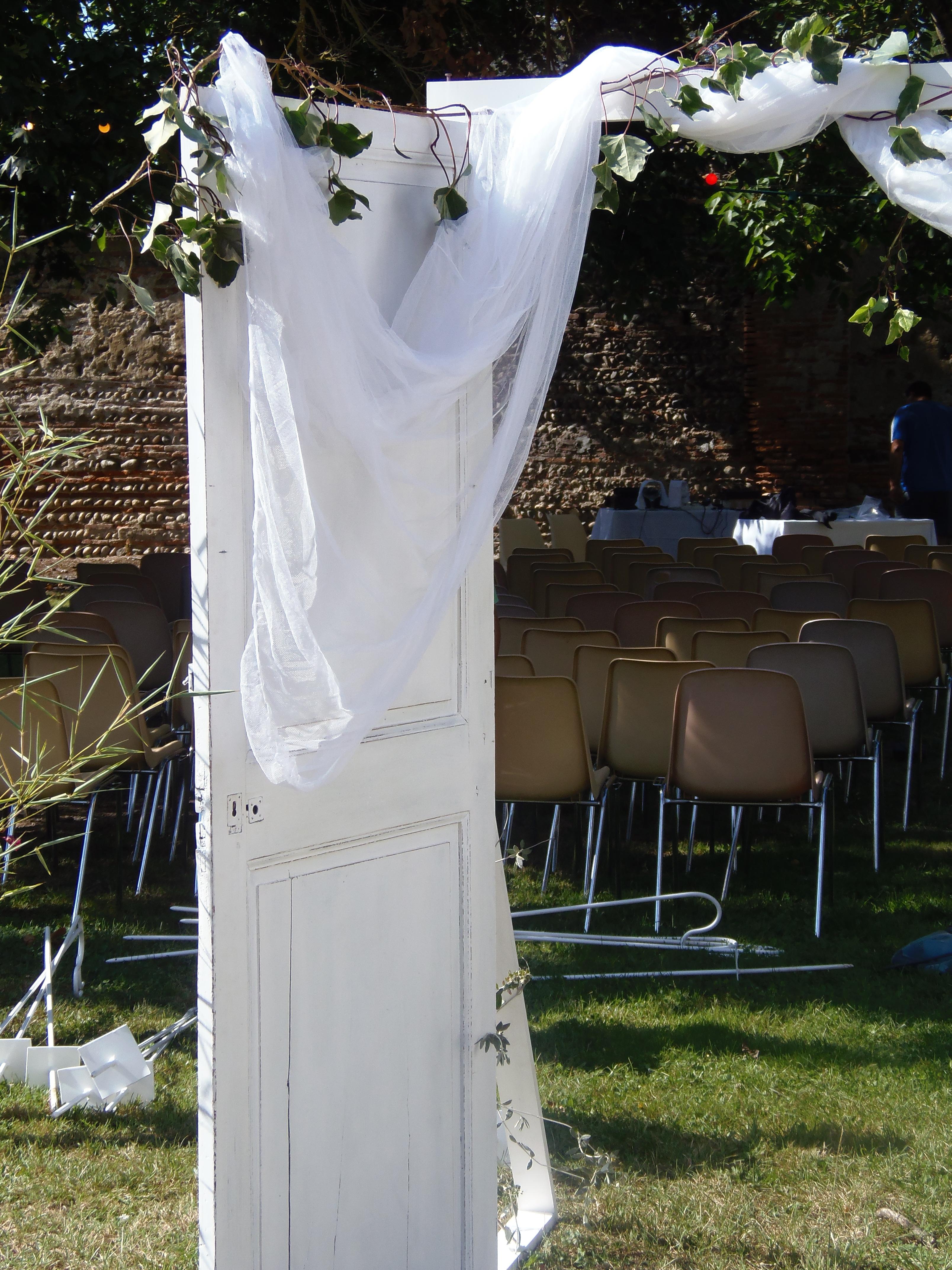 portes de cérémonie