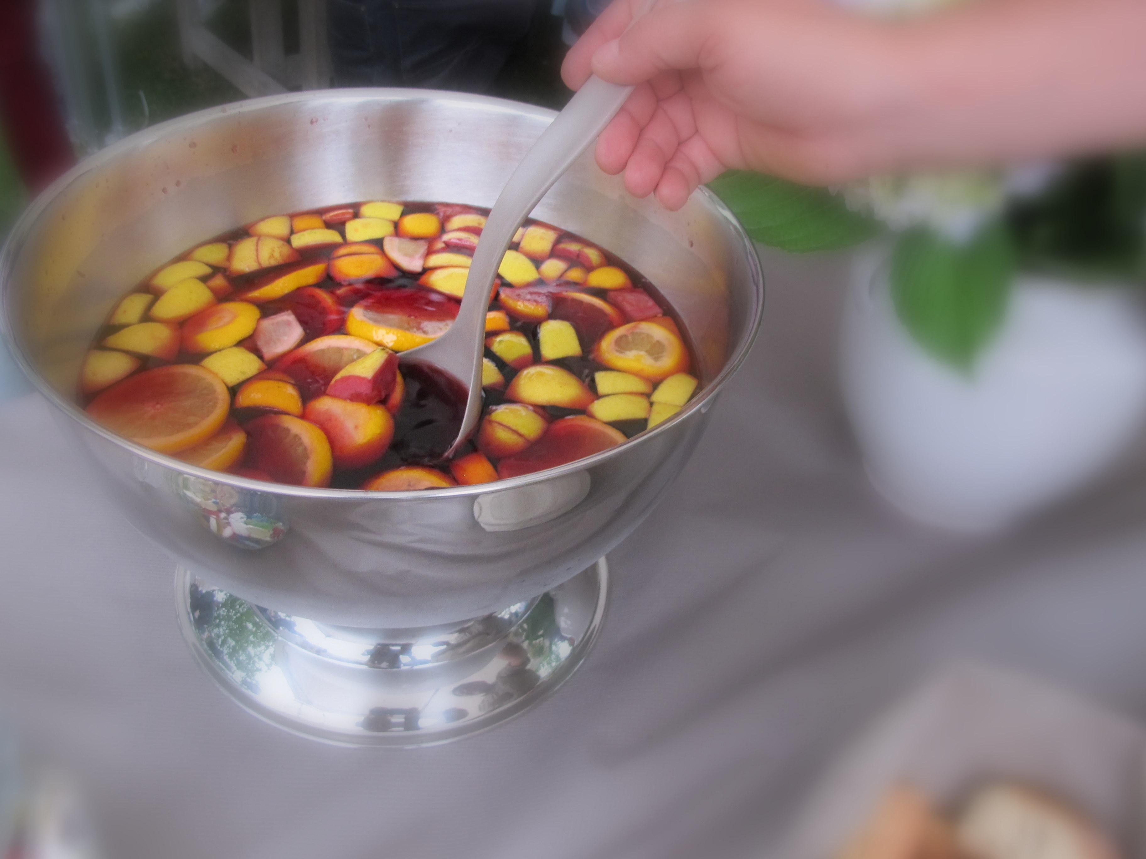 vasque à cocktail