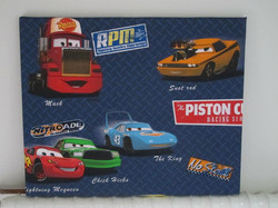 Tableau Cars