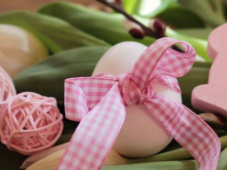 Pâques et ses traditions : votre prochain prétexte pour vous faire plaisir à table !