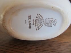 Saucière en porcelaine