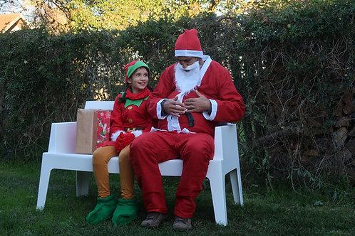 Les assises du Père Noël