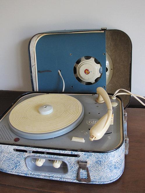 Tourne disque ancien