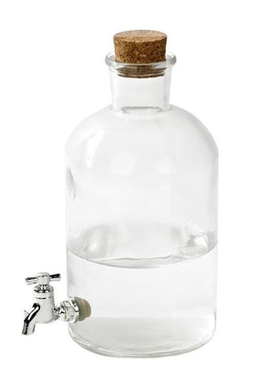 Flacon à robinet 1 l