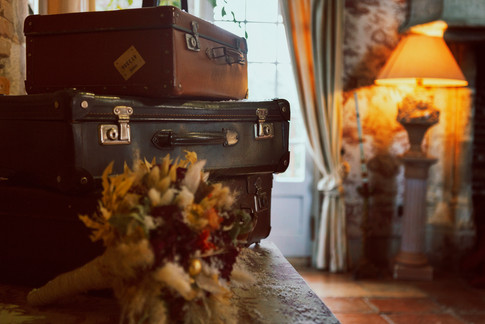 valises vintages