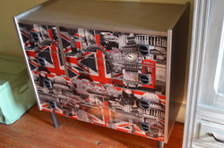 Commode Londres