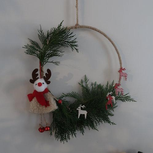 Couronne de Noël (achat)