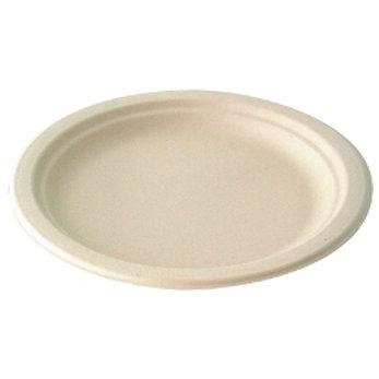 Assiette en pulpe 25/26 cm