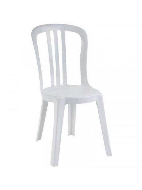 Chaise blanche miami