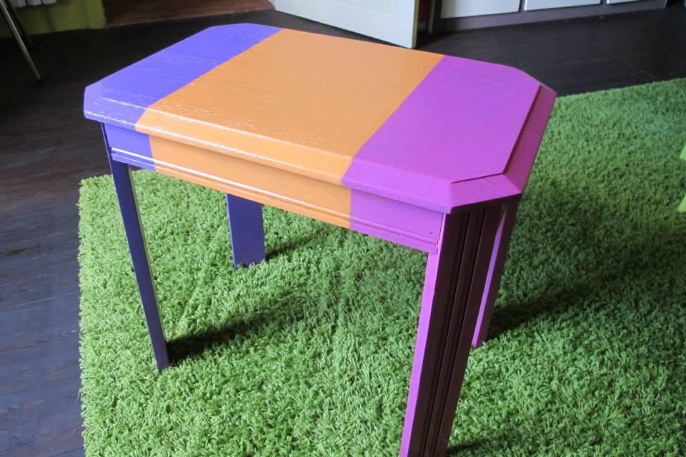 petite table pop