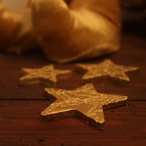 Sujets de Noël en terre cuite