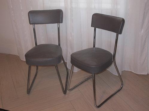 Paire de chaise Roneo