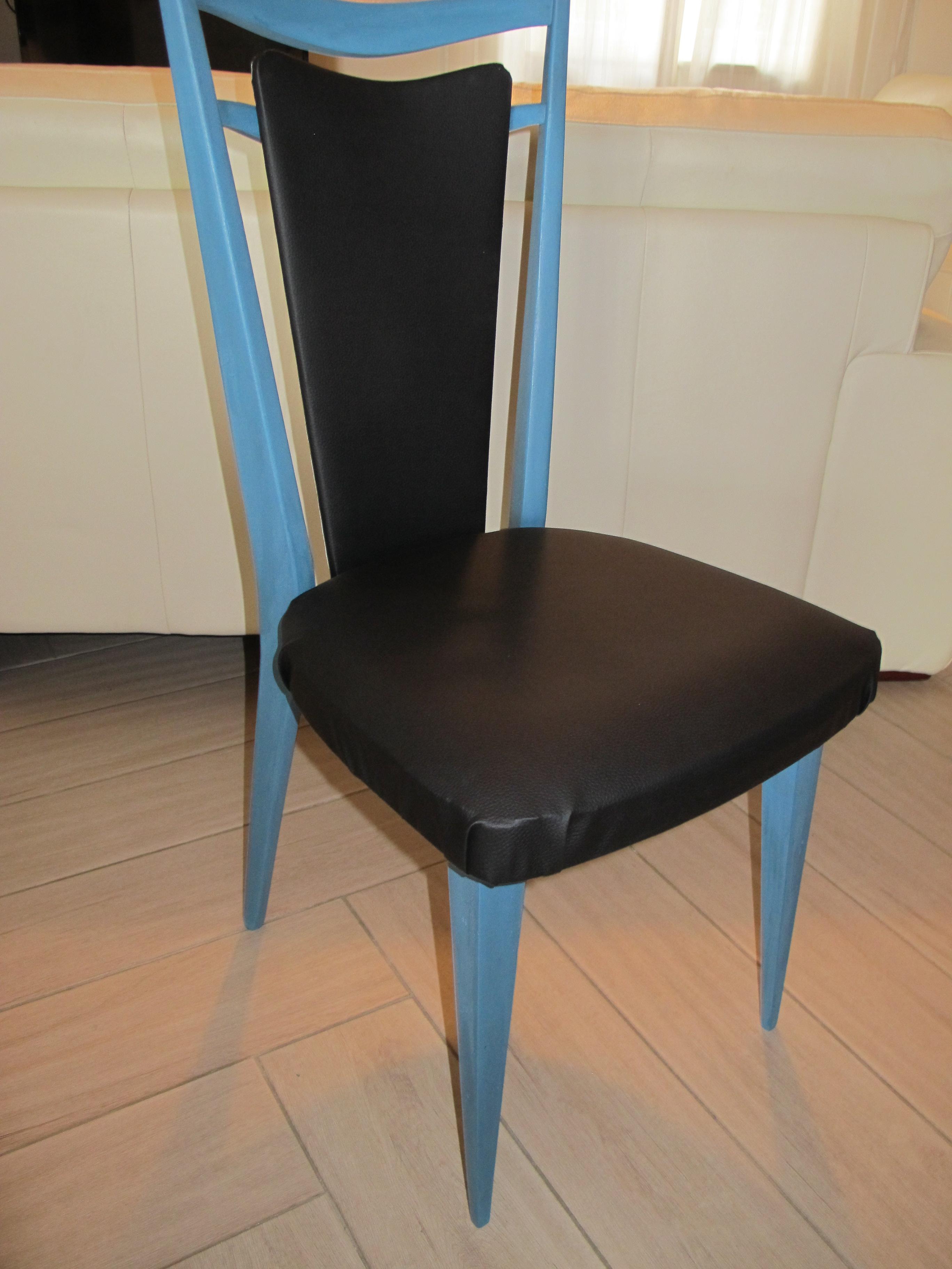 chaise style contemporain