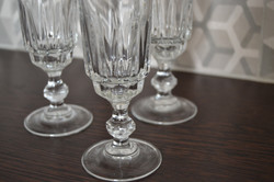 flûtes à Champagne vintages