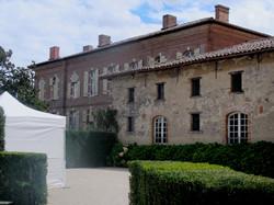 extérieur Château de Merville