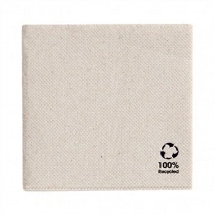 Lot de 50 serviettes recyclées