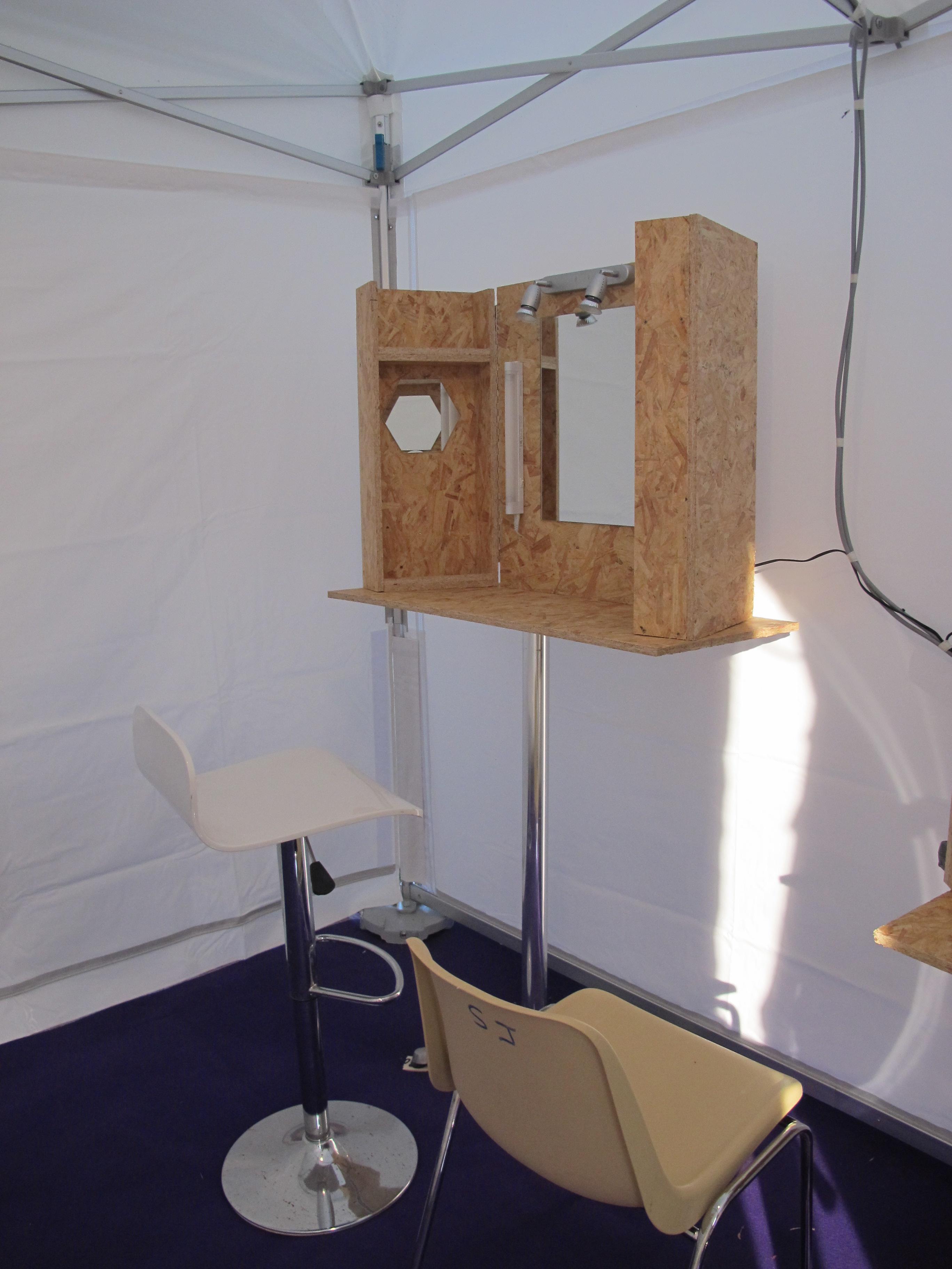 mobilier de loge