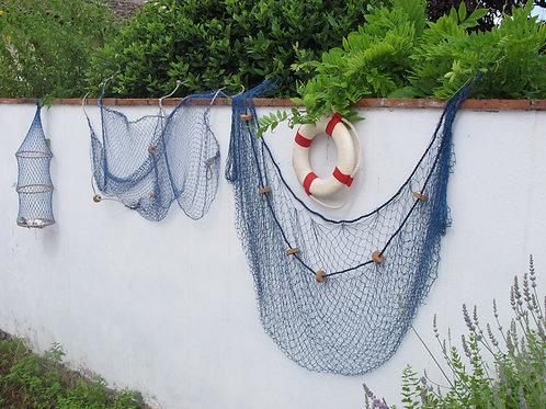 Lot d'accessoires de pêche