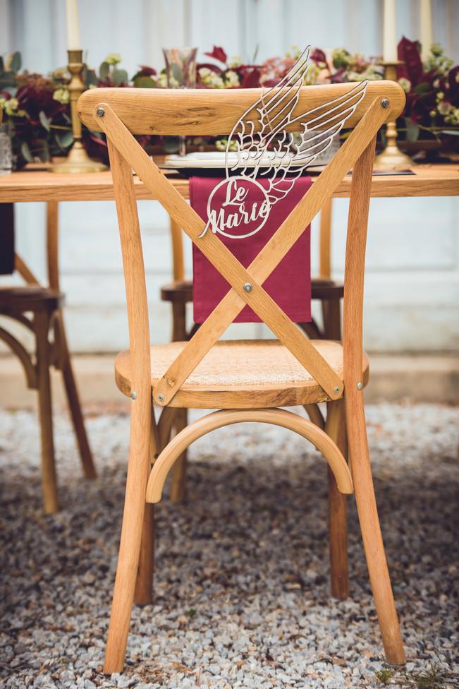 chaise Saint Remy