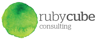 Rubycube Consulting Logo