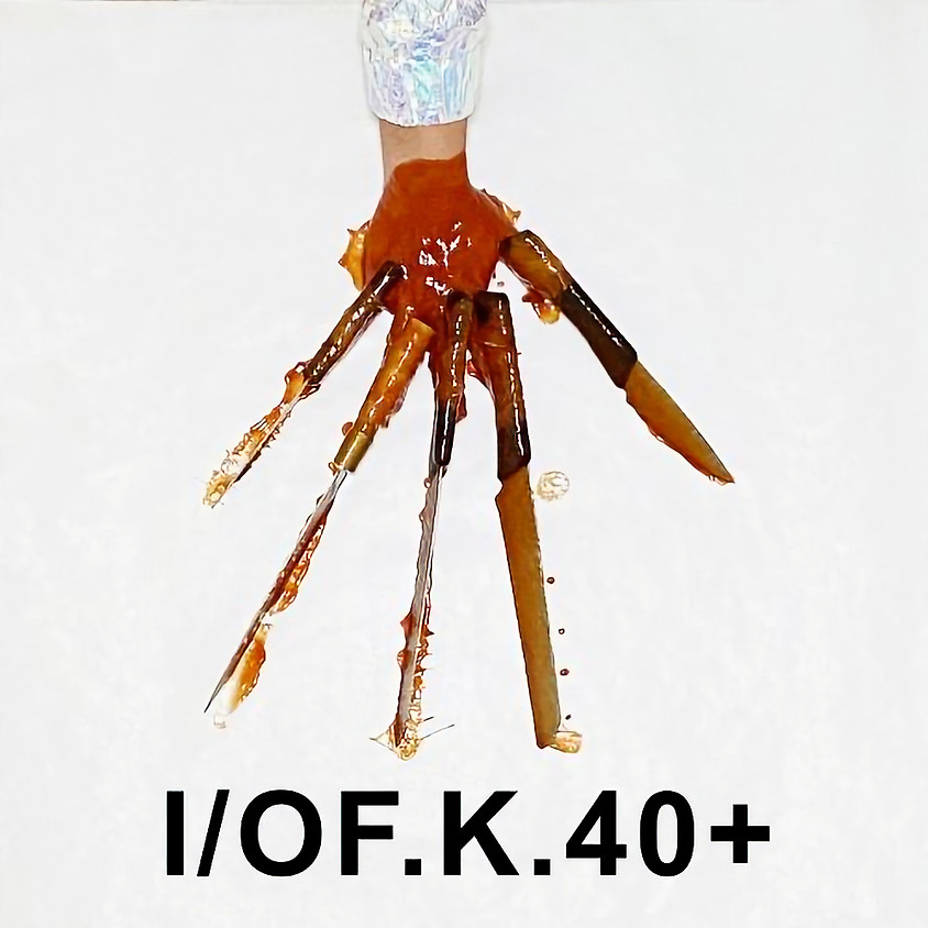 I/OF.K.40+ - The Lecture
