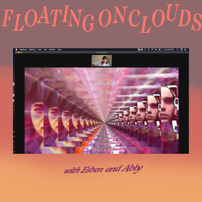 FLOATING ON CLOUDS