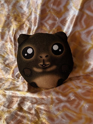 Fox/otter guinea pig mini Plush